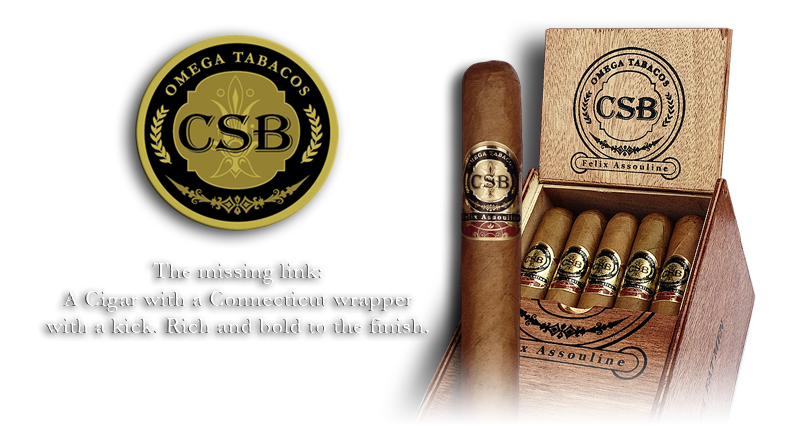 CSB Connecticut Cigars