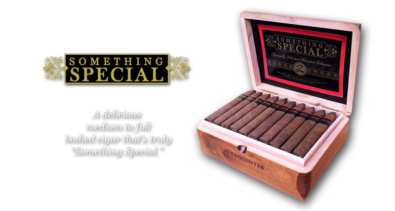 Something Special Limited Reserve Cigars